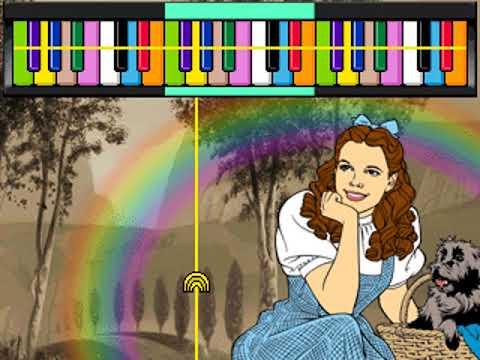 [MAME] I Can Play Piano - Wizard Of Oz (c)2006 Fisher-Price