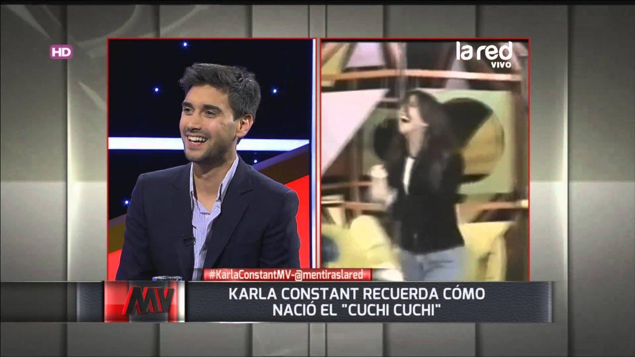 """Karla Constant: """"Yo quería ser vedette"""" - YouTube"""