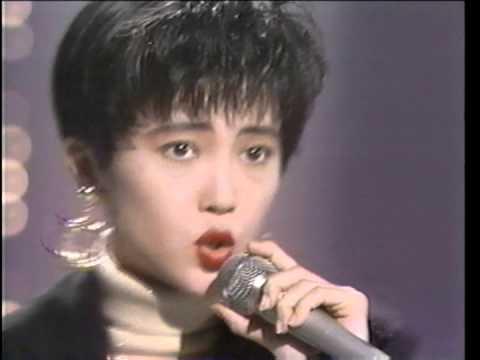 相楽晴子 Mid-Night Call 1989