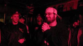 Rap Battle TV: The Poet Trees vs. Grim Reefer