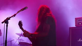 Wo Fat at Into the Void 2018 complete set