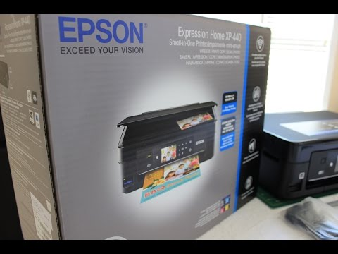 Epson Expression Home XP-440 All-in-One Printer