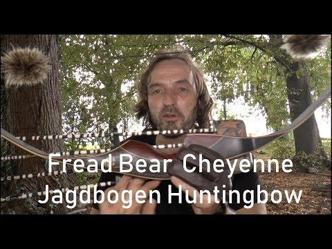 Fred Bear Cheyenne Jagdbogen Huntingbow Review