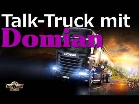 Talk Truck mit Domian #001 Thema: Schockerlebnisse bei der Arbeit
