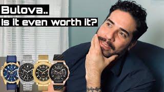 Bulova.. Is it even worth it? #bulova #rant #collector