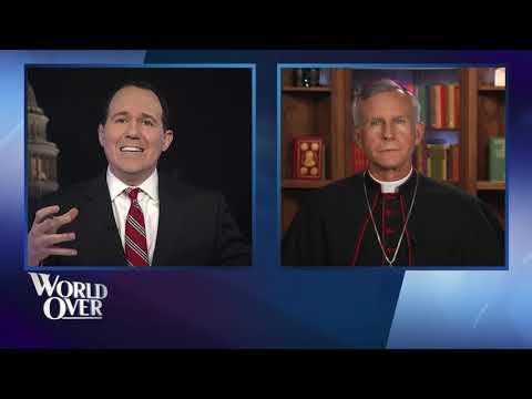World Over – 2019-03-14 – Bishop Joseph E. Strickland with Raymond Arroyo