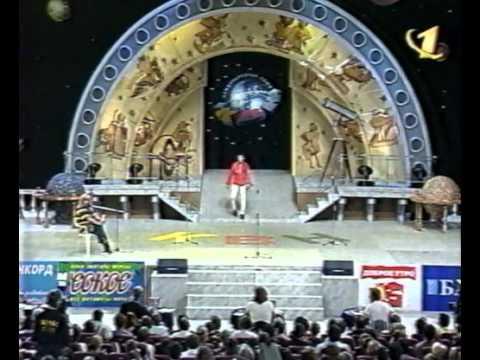 КВН Высшая лига (1999) 1/4 - Новые армяне - Музыкалка