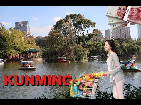 How Expensive is Kunming? | CHINA: Cost of Living (FULL HD)
