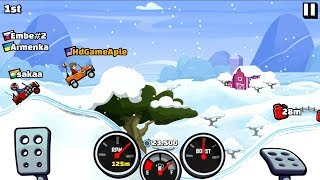 Hill Climb Racing 2 Android Gameplay JEEP Level 24