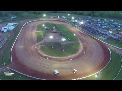 IRA Outlaw Sprints  ABC raceway