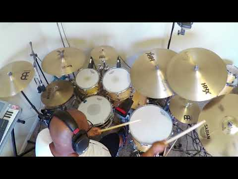 Maranda Curtis - Nobody Like You Lord (Drum Cover)