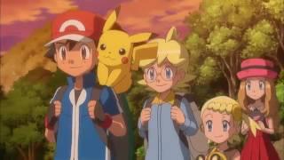 Pokemon series xy episode 14