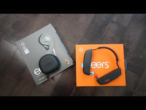 Sonomax Eers Ear Buds Unboxing