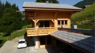4 Bedroom Chalet For Sale Chapelle D`abondance France