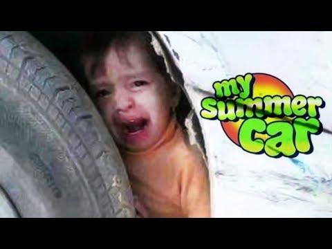 CAR TROUBLE - My Summer Car Gameplay