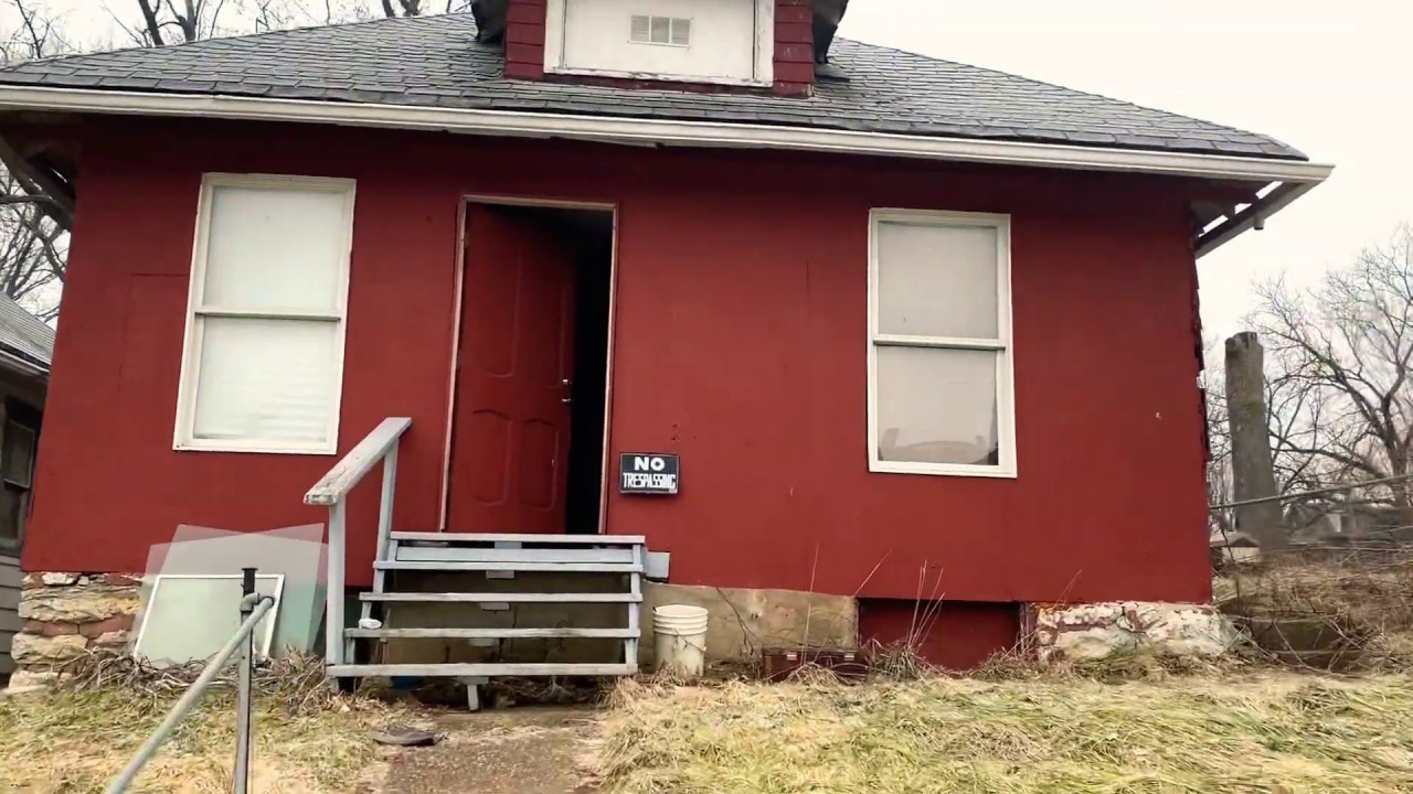 Cheap house, major fixer! Kansas City MO
