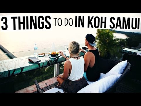 Things To Do In Koh Samui Thailand!