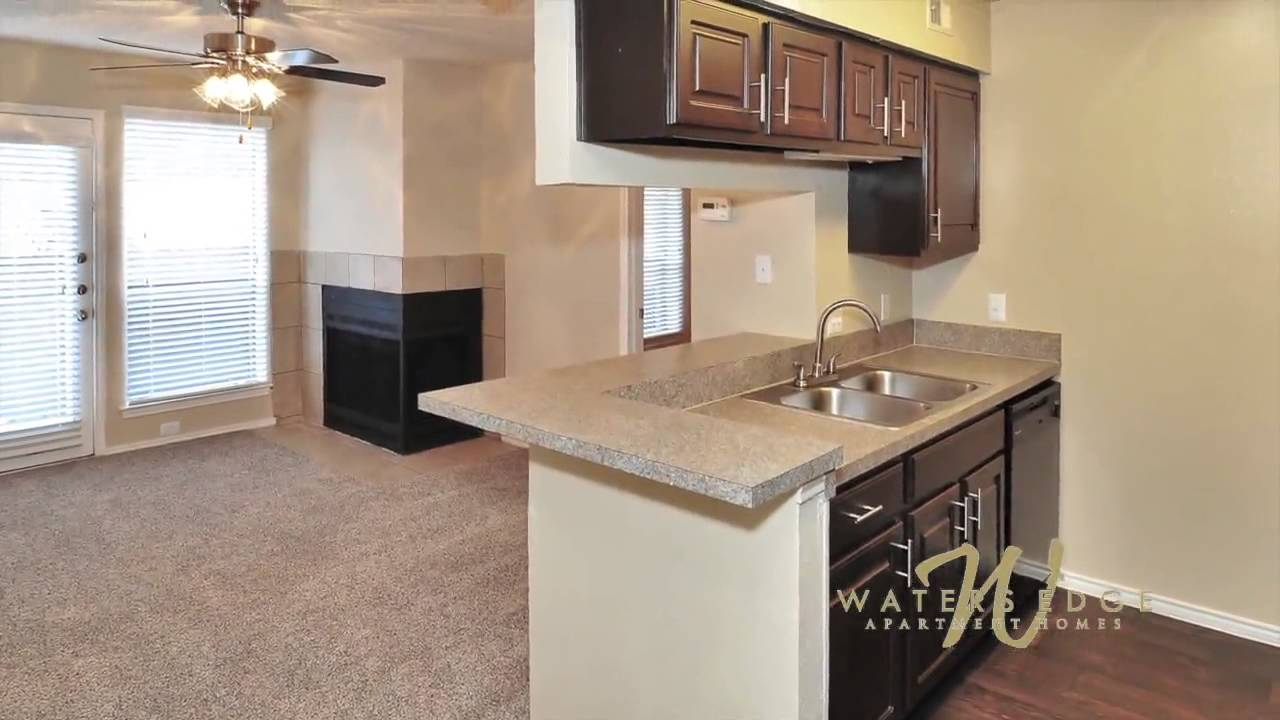 waters edge apartments in austin, tx - youtube
