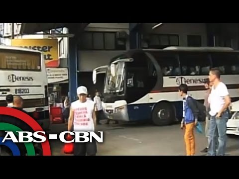 LTFRB, MMDA clash over provincial bus on EDSA