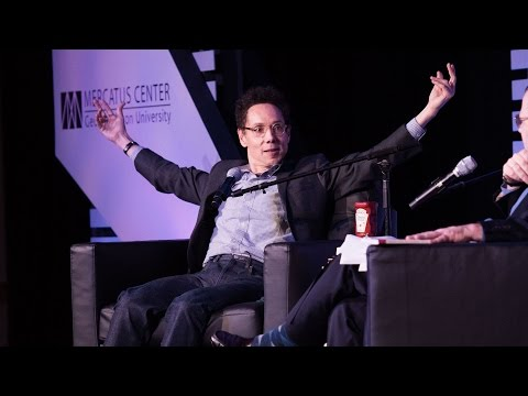 Malcolm Gladwell on Harvard Endowments, Satire, and more (full)   Conversations with Tyler