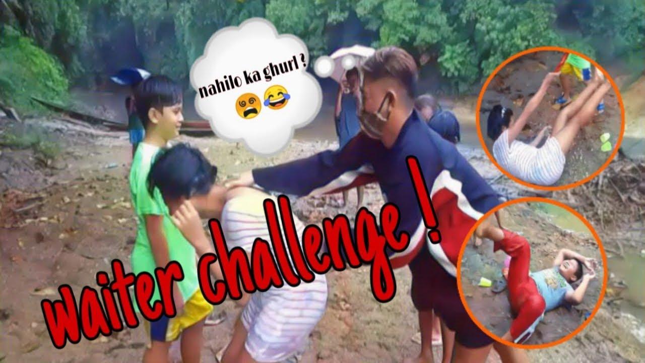 WAITER CHALLENGE
