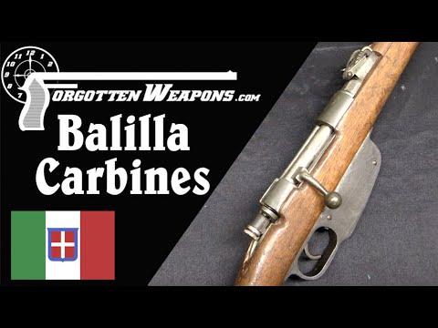 Miniature Guns for the Fascist Youth: Italian Balilla Carbines