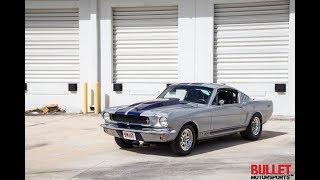 1965 Mustang Fastback Twin Turbo Walk Around