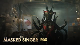 The Clues: Black Widow | Season 2 Ep. 2 | THE MASKED SINGER