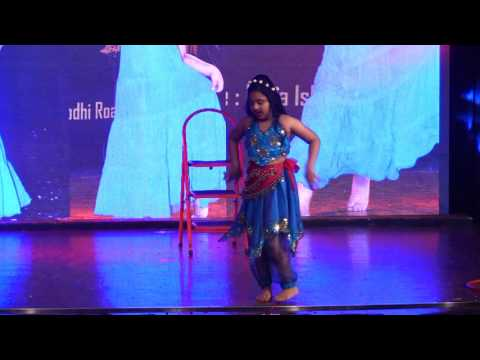 Belly Dance - Talent overloaded 2016@Tara Shastri...