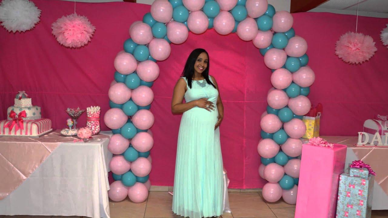 MARLENY Y CARLOS EN SUS BABY SHOWER [ MARANATHA FOTOS VIDEO