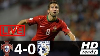 Portugal vs Cyprus 4-0 - All Goals & Highlights - International Friendly 03/06/2017 HD #HOA