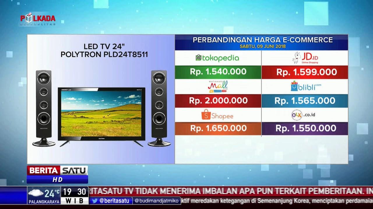 Polytron Led Tv 24 Inch Pld24t8511 Free Bracket Daftar Harga Speaker Tower Perbandingan E Commerce