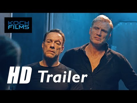 BLACK WATER - Jean-Claude Van Damme / Dolph Lundgren - Trailer Deutsch