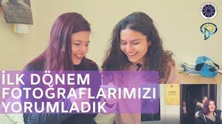 Tuğçe ve Ceren, hazırlık ilk dönem fotoğraflarını yorumladı - Yıldız Teknik Üniversitesi