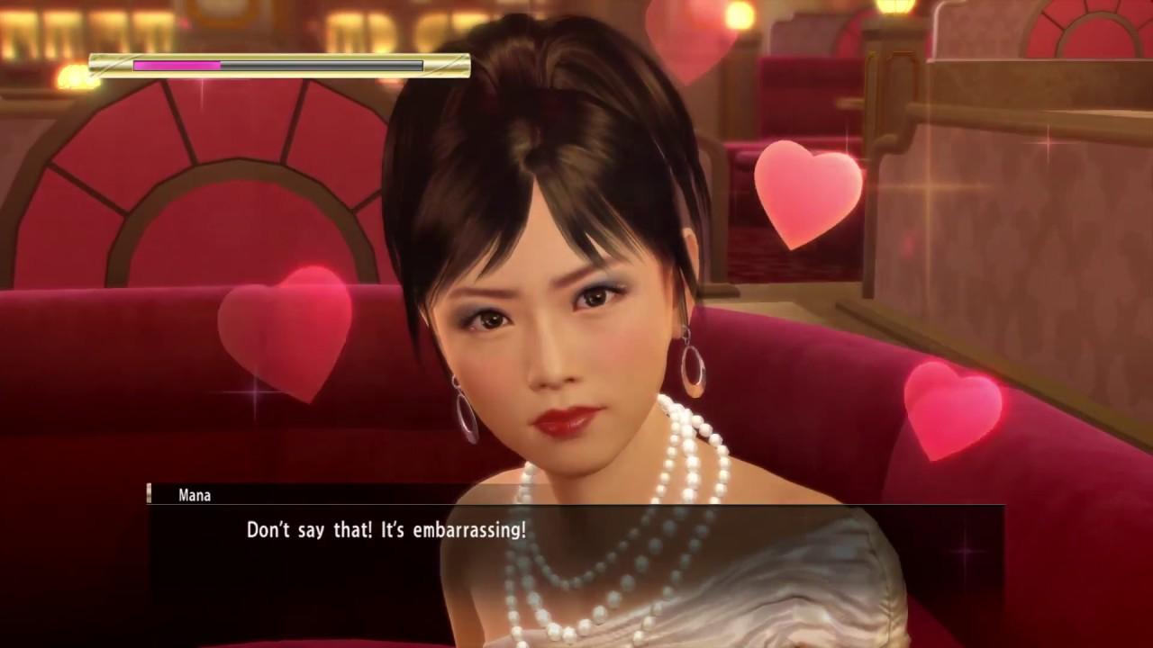 dating girls yakuza0