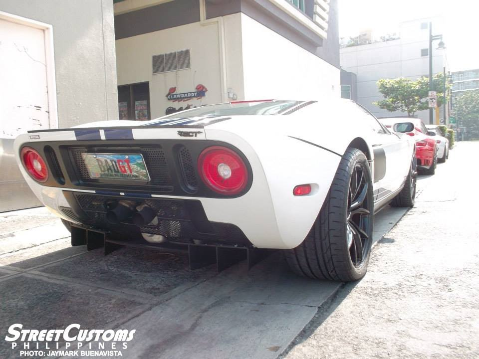 Loudest Ford Gt In The Philippines