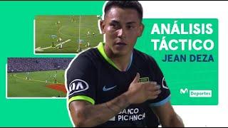 Análisis Táctico: el gol de Jean Deza tras una gran contra de Alianza Lima en la Noche Blanquiazul