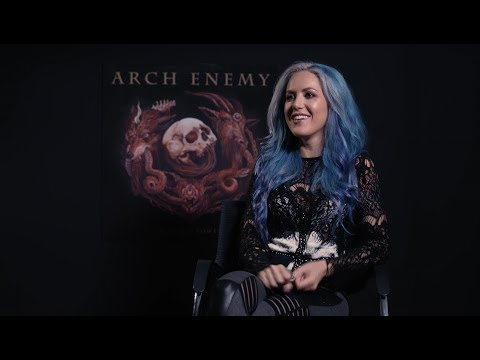 ARCH ENEMY - Will To Power (Alissa White-Gluz Interview)