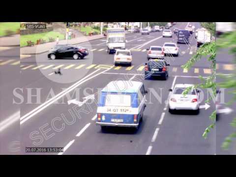 ԲԱՑԱՌԻԿ ՏԵՍԱՆՅՈՒԹ` Երևանում՝ Hyundai Elantra-ի ու BMW-ի ավտովթարից