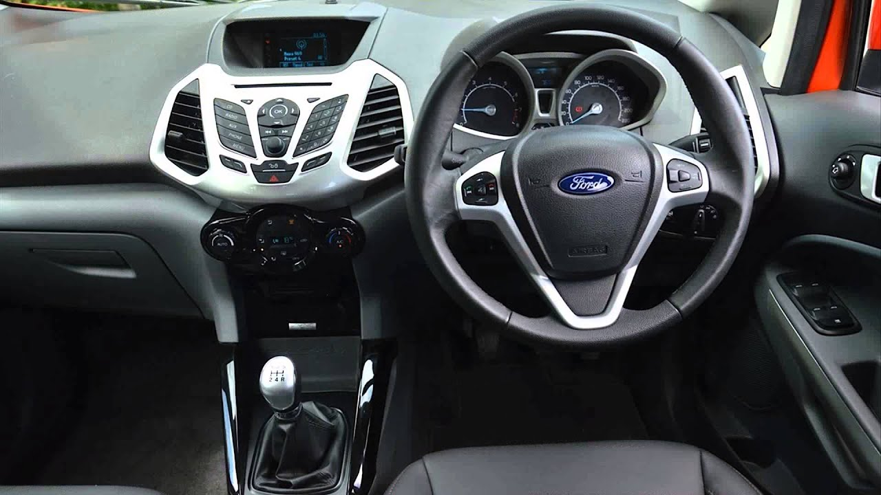 ford ecosport titanium 2014 youtube. Black Bedroom Furniture Sets. Home Design Ideas