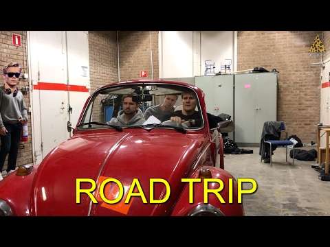 De Vet Du - Road Trip (Lyric Video)