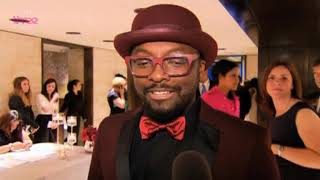 Will.i.Am makes the worst analogy of all time