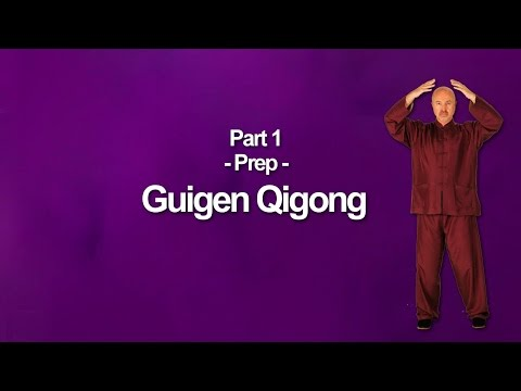 Guigen Qigong - Restoring Natural Harmony - Part 1- Simon Blow Qigong