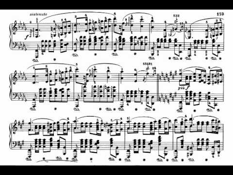 Chopin: Polonaise in f sharp minor Op. 44 (Pöntinen)