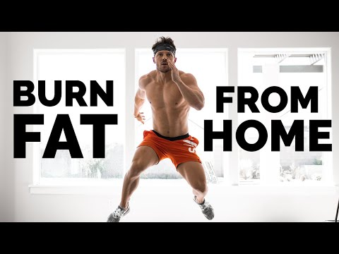 KILLER 15 Minute FAT BURNING Body Weight Workout