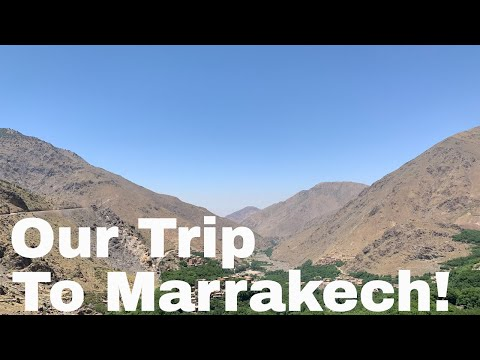 Long weekend in Marrakech, Morocco - Vlog, Guide, Things to Do, Marrakech