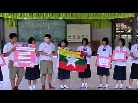 การทักทายของประเทศในกลุ่มอาเซียน