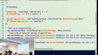 Scripting-Praxis mit Windows PowerShell 4.0/5.0 - Holger Schwichtenberg auf der cim lingen 2014