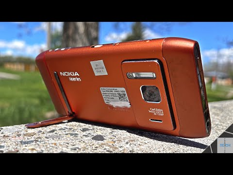 Nokia N8/N00 PROTOTYPE | Variable Aperture | Kickstand And Much More