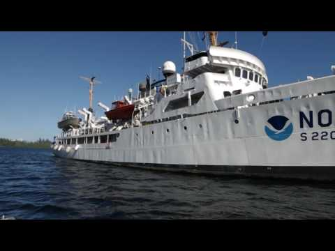 NOAA Ship Fairweather 2016 Alaskan deployment